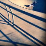 Shredding at the Venice Skate Park on March 6, 2012.