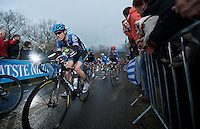 Liege-Bastogne-Liege 2012.98th edition..Alex Howes on La Redoute