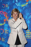 WEST HOLLYWOOD, CA - SEPTEMBER 24: Diana Nyad attends the Los Angeles LGBT Center's 47th Anniversary Gala Vanguard Awards at Pacific Design Center on September 24, 2016 in West Hollywood, California. (Credit: Parisa Afsahi/MediaPunch).
