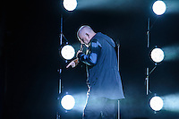 Peter Gabriel - Back to Front Tour 2014. TUI-Arena Hannover am 3.5.2014.