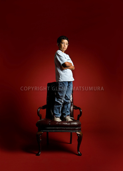 Anthony Lim, Stanford childhood issue