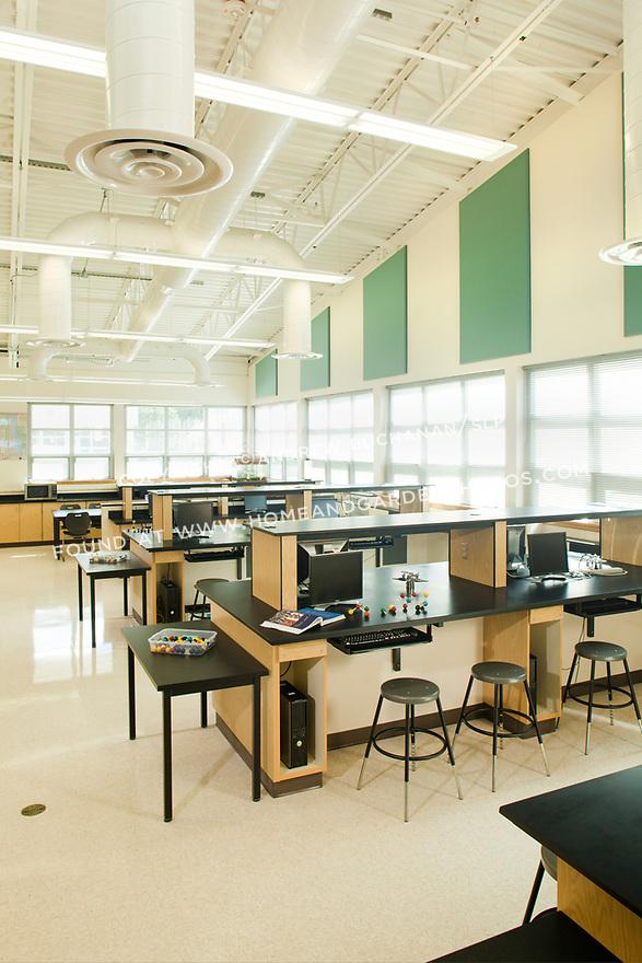 Spanaway Lake High School addition, Spanaway, WA