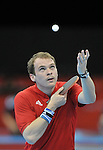 30/07/2012 - Mens table tennis - 3rd round - eXcel Arena - London