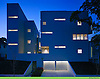 Stanford Street Townhouses by Francois deMenil Architect
