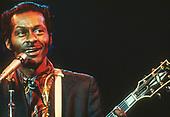 CHUCK BERRY LIVE, CIRCA 1970's, JEFFREY MAYER