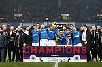 120314 Rangers v Airdrieonians