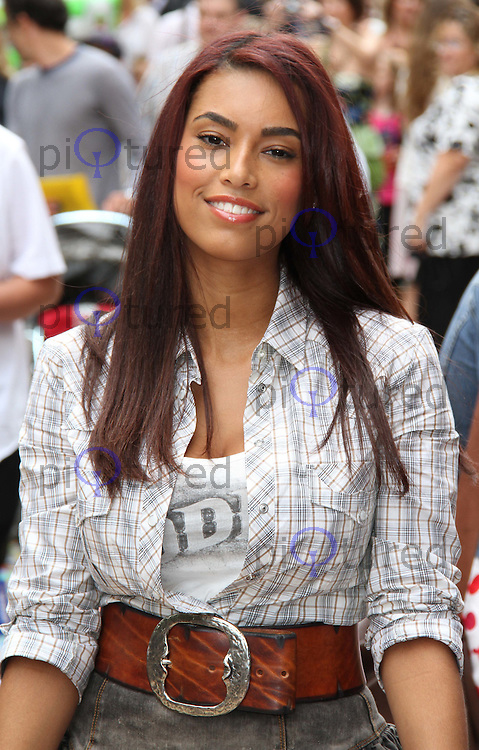 Chantelle Tagoe Toy Story 3 UK Premiere : Celebrity and red carpet pictures
