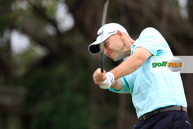 Bill Haas (USA) during the final round of the WGC Cadillac Championship, Blue Monster, Trump National Doral, Doral, Florida, USA<br /> Picture: Fran Caffrey / Golffile
