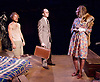 African Gothic <br /> by Reza de Wet <br /> co-directed by Roger Mortimer and Deborah Edgington <br /> at Park Theatre, London, Great Britain <br /> press photocall <br /> 5th January 2016 <br /> <br /> Janna Fox <br /> <br /> Oliver Gomm<br /> <br /> <br /> Adam Ewan <br /> <br /> <br /> Photograph by Elliott Franks <br /> Image licensed to Elliott Franks Photography Services