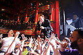 Frank Carter & The Rattlesnakes - vocalist Frank Carter - performing live at Koko in Camden London UK - 30 Mar 2017.  Photo credit: Paul Harries/IconicPix