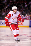 21 November 2009: Detroit Red Wings' center Pavel Datsyuk in action against the Montreal Canadiens at the Bell Centre in Montreal, Quebec, Canada. The Canadiens, wearing their original season 1909-10 throwback uniforms fell to the visiting Red Wings in a 3-2 shootout. Mandatory Credit: Ed Wolfstein Photo