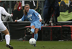 06 December 2009: North Carolina's Meghan Klingenberg. The University of North Carolina Tar Heels defeated the Stanford University Cardinal 1-0 at Aggie Soccer Stadium in College Station, Texas in the NCAA Division I Women's College Cup Championship game.