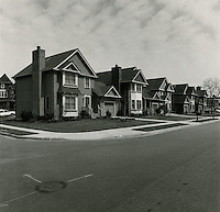 UNDATED 1983..Redevelopment.E Ghent South (A-1-1)..Ghent Commons new construction...NEG#.NRHA#..