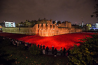 """Tower of London Remembers the First World War"""