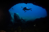 Mission - Monk Seal<br /> Desertas Islands &ndash; Deserta Grande - Madeira, Portugal. August 2009.