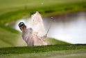 Ryo Ishikawa (JPN),.MARCH 23, 2012 - Golf :.Ryo Ishikawa of Japan shoots a par shot from the sand trap on the 11th hole during the second round of the Arnold Palmer Invitational at Arnold Palmer's Bay Hill Club and Lodge in Orlando, Florida. (Photo by Thomas Anderson/AFLO)(JAPANESE NEWSPAPER OUT)