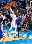 2017 NBA Basketball Oklahoma Thunder v Golden State Mar 20th