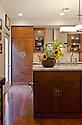 Alamo Heights asian themed kitchen