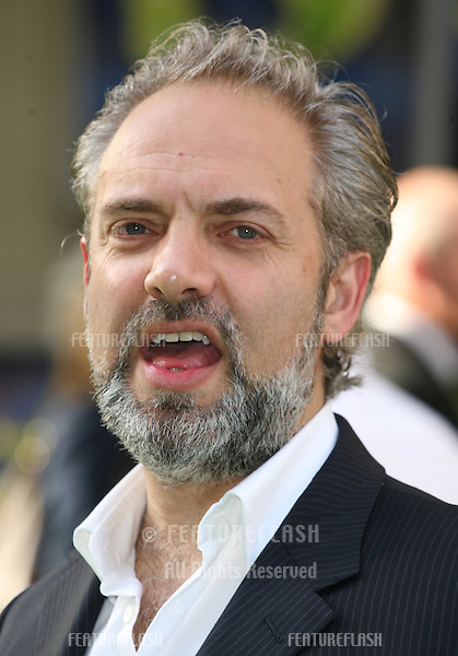 Sam Mendes attending the Shrek The Musical Press Night, at the The Theatre Royal, London. 14/06/2011  Picture by: Alexandra Glen / Featureflash