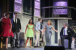"""Guiding Light's Kim Zimmer stars in """"It Shoulda Been You"""" - a new musical comedy - at the Gretna Theatre, Mt. Gretna, PA on July 30, 2016(Photo by Sue Coflin/Max Photos)"""