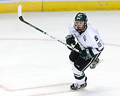 Jeff Dunne (Michigan State - Grover, MO) - The Michigan State Spartans defeated the University of Maine Black Bears 4-2 in their 2007 Frozen Four semi-final on Thursday, April 5, 2007, at the Scottrade Center in St. Louis, Missouri.