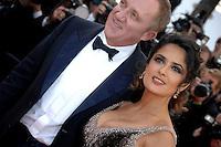 Salma Hayek - 65th Cannes Film Festival