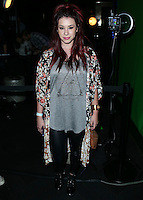 HOLLYWOOD, LOS ANGELES, CA, USA - NOVEMBER 10: Jillian Rose Reed arrives at the HaloFest - Halo: The Master Chief Collection Launch Event held at Avalon on November 10, 2014 in Hollywood, Los Angeles, California, United States. (Photo by Xavier Collin/Celebrity Monitor)