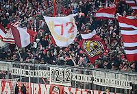 FUSSBALL   1. BUNDESLIGA  SAISON 2012/2013   15. Spieltag FC Bayern Muenchen - Borussia Dortmund     01.12.2012 FC Bayern Fans in der Suedkurve der Allianz Arena mit der Fanaktion; Ohne Stimme keine Stimmung gegen das DFL / DFB  Stadionpapier 12:12.