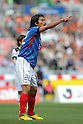 Yuji Nakazawa (Marinos), April 29th, 2011 - Football : 2011 J.LEAGUE Division 1, 8th Sec match between Yokohama Marinos 1-1 Shimizu S-Pulse at Nissan Stadium, Kanagawa, Japan. (Photo by Akihiro Sugimoto/AFLO SPORT) [1080]