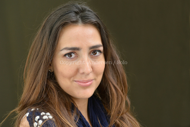 Antonia Kerr, French writer.