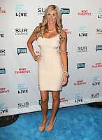 Alexis Bellino.Bravo's Andy Cohen's Book Release Party For &quot;Most Talkative: Stories From The Front Lines Of Pop Held at SUR Lounge, West Hollywood, California, USA..May 14th, 2012.full length white dress cream hand on hip.CAP/ADM/KB.&copy;Kevan Brooks/AdMedia/Capital Pictures.