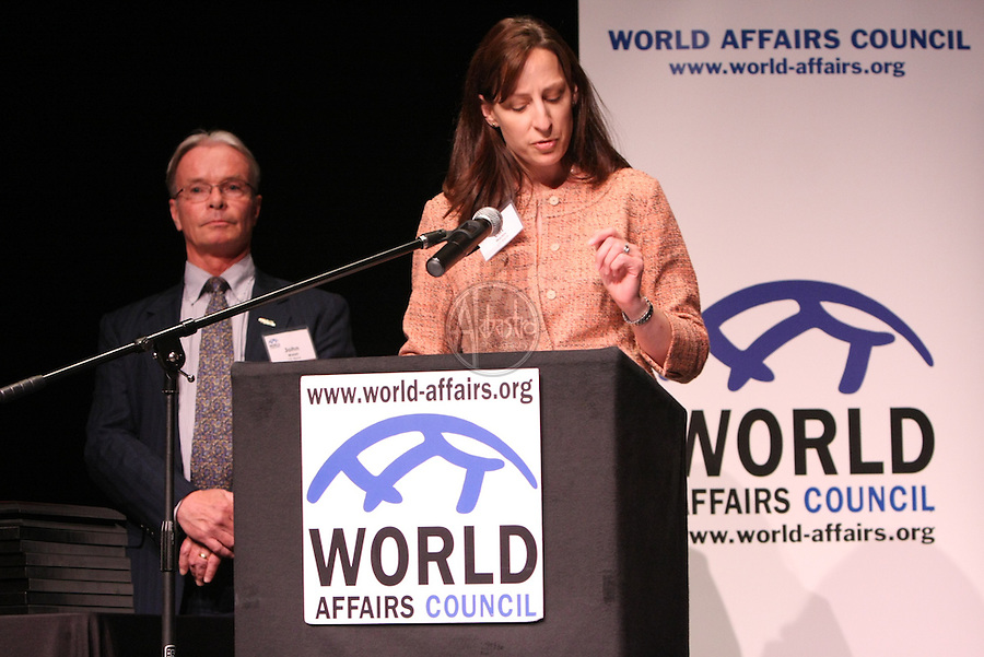 World Affairs Council Seattle Global Classroom Celebration 2011.