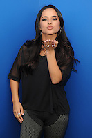 LAUDERDALE, FL - MARCH 06: Becky G visits I Heart Radio Station Y100 on March 6, 2017 in Fort Lauderdale, Florida. Credit: mpi04/MediaPunch