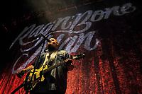 LONDON, ENGLAND - APRIL 19: Rag 'n' Bone Man (Rory Graham) performing at Shepherd's Bush Empire on April 19, 2017 in London, England.<br /> CAP/MAR<br /> &copy;MAR/Capital Pictures