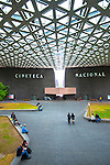 Mexico, Mexico City, Cinecta Nacional, Film Archive And Theater, Coyoacan Neighborhood