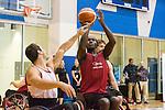 Wheelchair Basketball Canada Rio 2016 teams