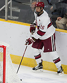Jacob Olson (Harvard - 26) - The Harvard University Crimson defeated the Air Force Academy Falcons 3-2 in the NCAA East Regional final on Saturday, March 25, 2017, at the Dunkin' Donuts Center in Providence, Rhode Island.
