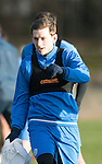 St Johnstone Training&hellip;.27.12.16<br />Blair Alston pictured in training this morning at McDiarmid Park ahead of tomorrow&rsquo;s game against Rangers<br />Picture by Graeme Hart.<br />Copyright Perthshire Picture Agency<br />Tel: 01738 623350  Mobile: 07990 594431