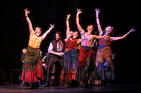 Seattle Opera's production of Carmen.