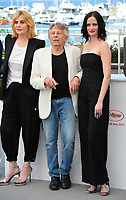 Cannes: Based on a True Story photocall