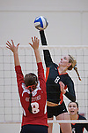 Kalamazoo College Volleyball vs Olivet - 9.14.11