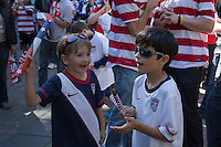 Seattle, Washington - Tuesday, June 11, 2013: USMNT vs Panama WC qualifying match at Century Link Field.