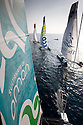 8th October  2010. Almeria. Spain..Pictures of the Oman Sail Masirah,The Wave Muscat and Ecover EX40's in action during the press day3
