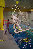 NASA Neutral Buoyancy Lab