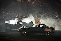 Demolition Derby at the NW Washington Fair. August 17, 2009 PHOTOS BY MERYL SCHENKER            ...