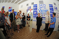 OCT 22 Madeleine Albright Campaigns For Democratic Presidential Candidate Hillary Clinton