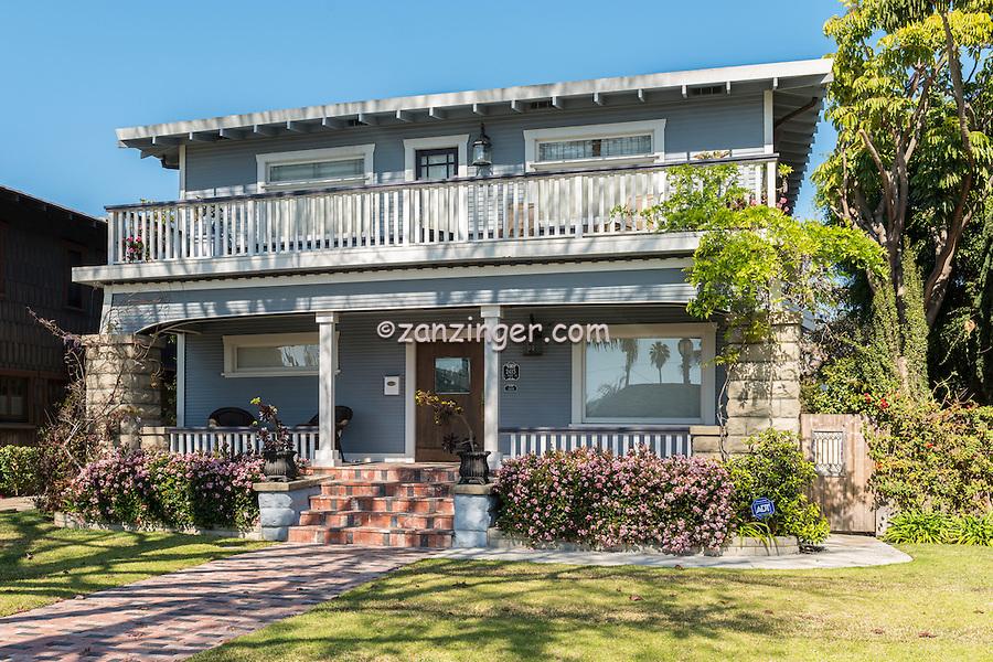 Residential Historical Homes Long Beach Ca