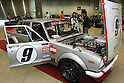 May 22, 2010 - Tokyo, Japan - A vintage Nissan Skyline race-car is on display during the 'Tokyo Nostalgic Car Show' held at the Tokyo Big Sight Exhibition Center, in Tokyo, Japan on May 22, 2010. This year marks the 20th anniversary of the show's existence.