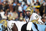 15 November 2014: Pitt's Chad Voytik. The University of North Carolina Tar Heels hosted the University of Pittsburgh Panthers at Kenan Memorial Stadium in Chapel Hill, North Carolina in a 2014 NCAA Division I College Football game. UNC won the game 40-35.
