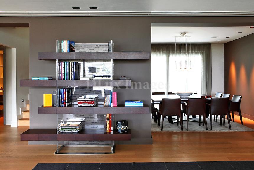 modern contemporary bookcase